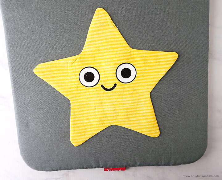 Star Bag Cricut EasyPress Mat