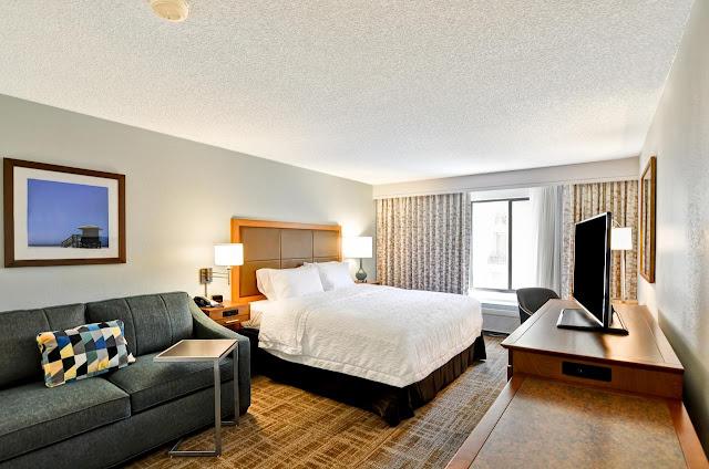 Hotel Hampton Inn Boca Raton: quarto