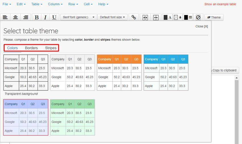 webpage-insert-table-html-tablesgenerator-4.jpg-網頁插入表格不再麻煩﹍線上產生器 + 可匯入 csv 檔(Tables Generator)