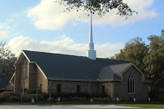 Iglesia en Markham Woods