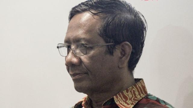 Mahfud MD: Saya Waktu di Arab Sering juga Dipanggil 'Habib'