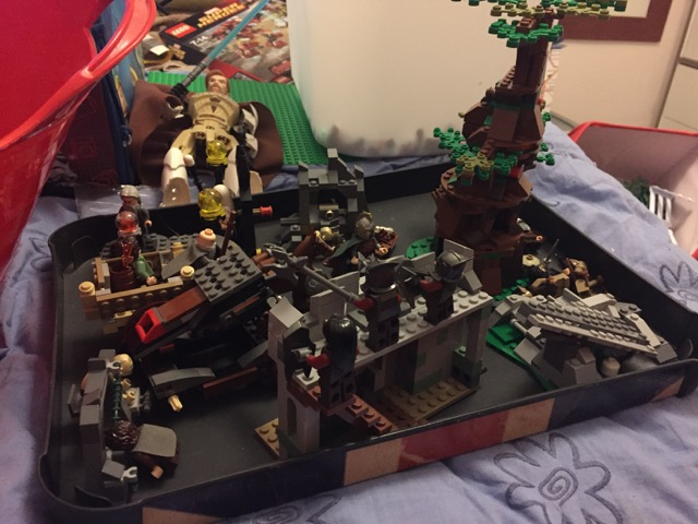 Lego Lord of the Rings Hobbit
