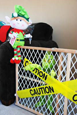elf on the shelf advent bible study grinch in jail