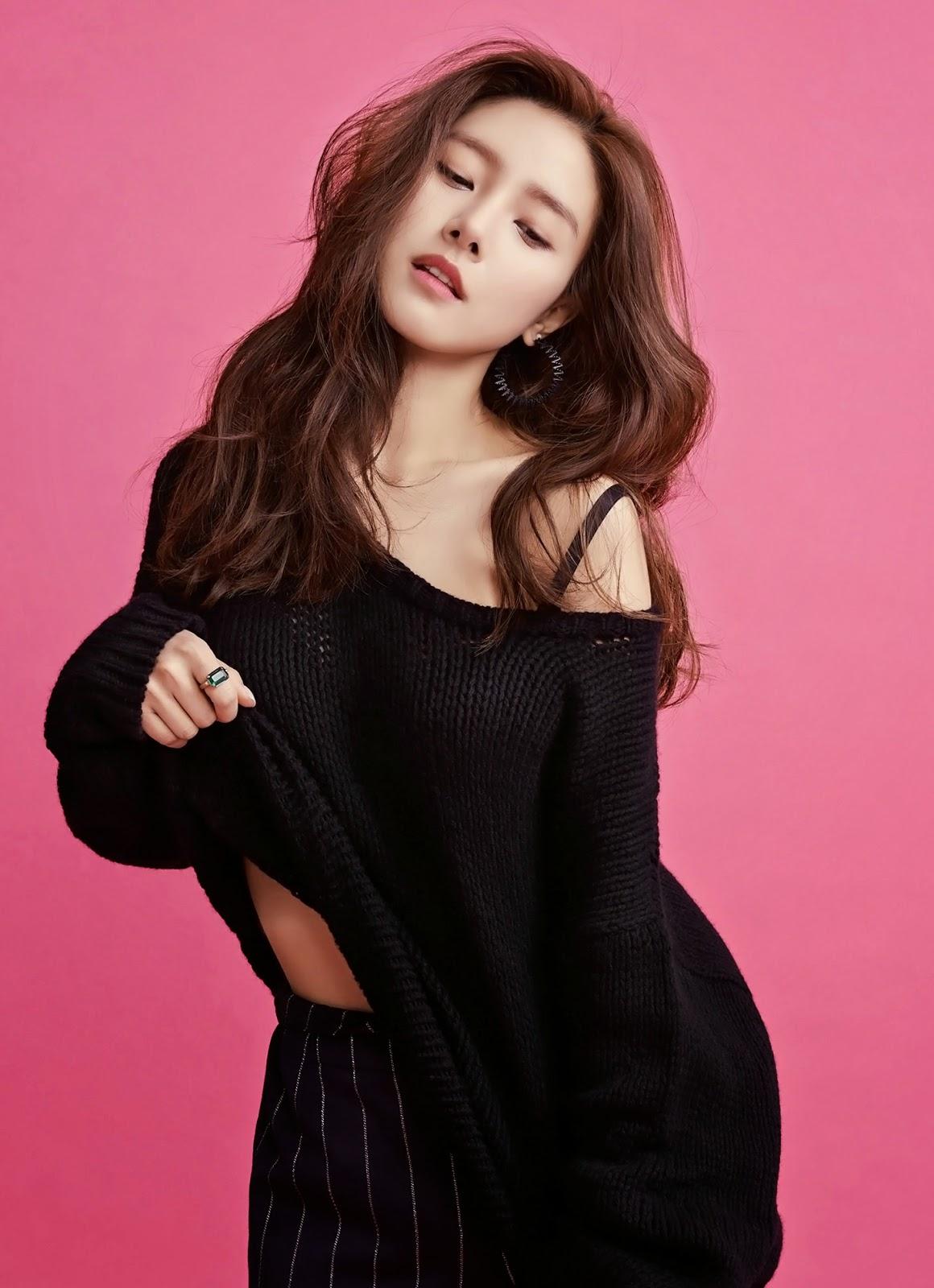 Korean sexy photoshoot