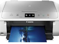 Canon PIXMA MG6853 Driver Free Download