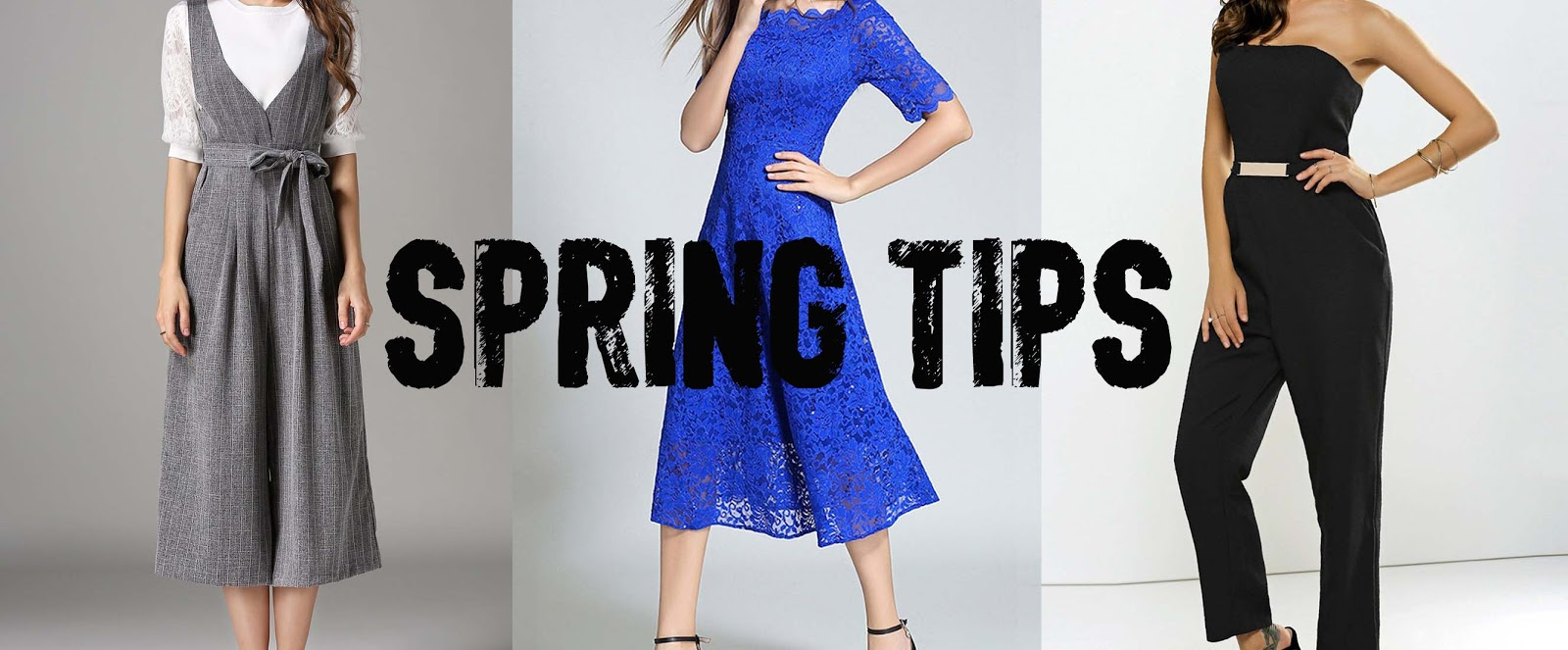 Eniwhere Fashion - Fashion Tips Spring 2017
