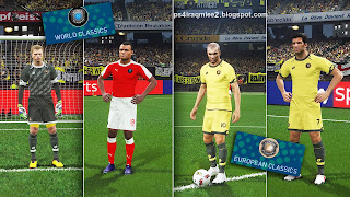 حصريا النسخة الرسمية أخر تحديث شغاله على PS4  المهكر  PES 2019 Arabic PS4 حجم اللعبة : 28 GB   الصيغة : PKG.