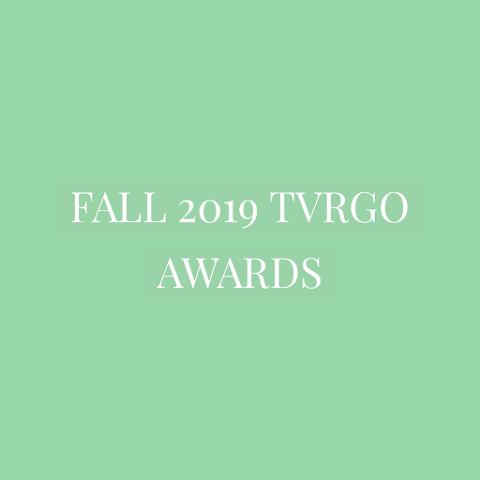 Fall 2019 TVRGO Awards