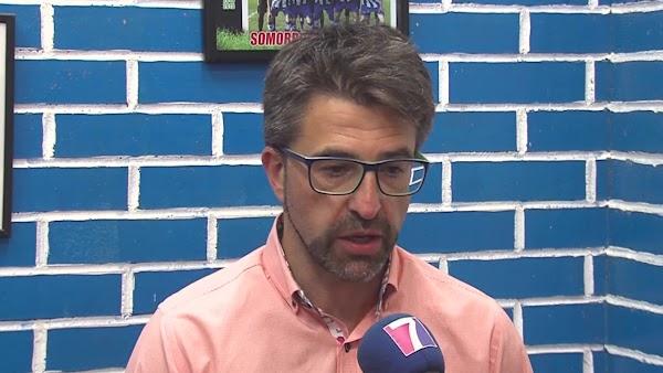 Oficial: CD Santurtzi, Pablo Palacio nuevo técnico