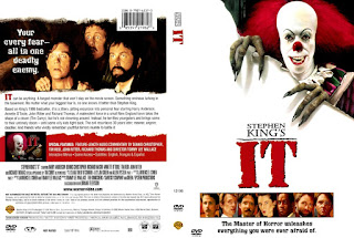 IT 1990 DVD Case