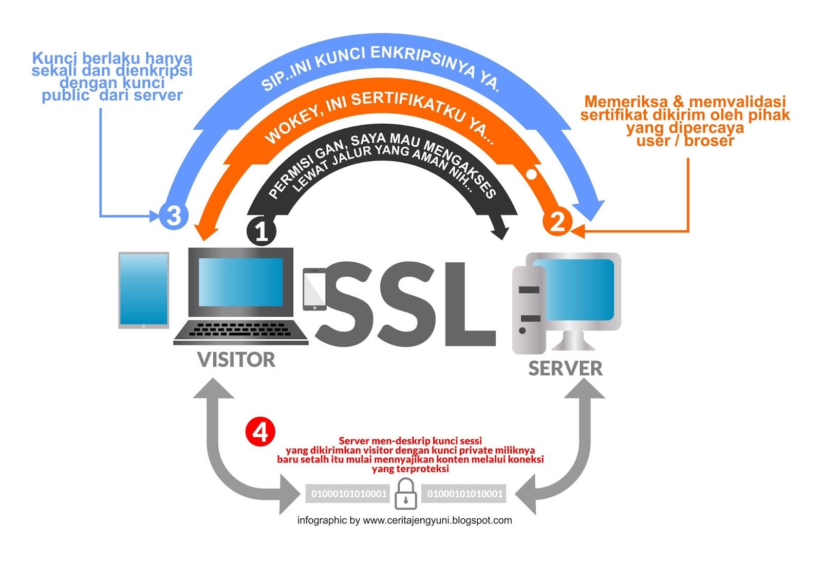 Skema SSL