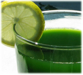 How To Raise Your Vibration: APPLE CHLOROPHYLL WATER DETOX ...