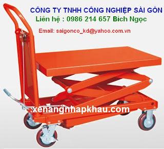 ban nang thuy luc 500 kg