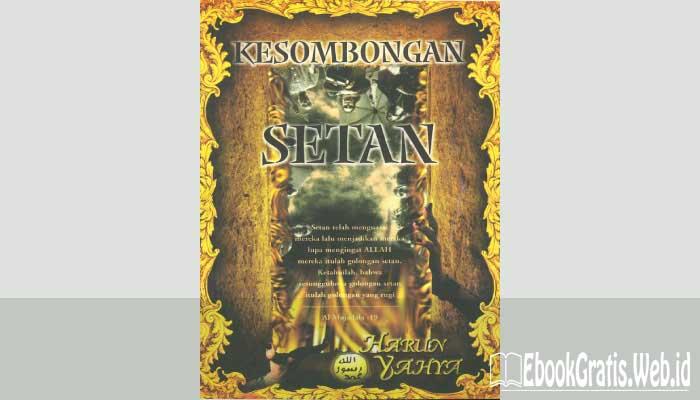 Ebook Kesombongan Setan