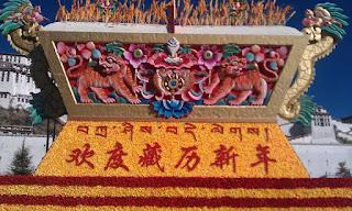 冬天去西藏歡慶藏曆新年