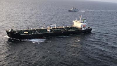 buque iraní llega a Venezuela