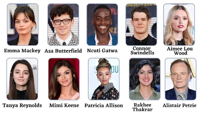 Sex Education Season 3 Cast 2021