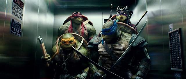 Teenage Mutant Ninja Turtles 2014 Dual Audio Hindi 720p BluRay