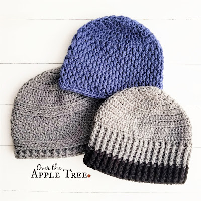 Crochet and Knit Donations, Over The Apple Tree