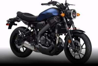 intip Yamaha XSR 155