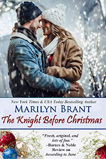 Book cover: The Knight Before Christmas by Marilyn Brant