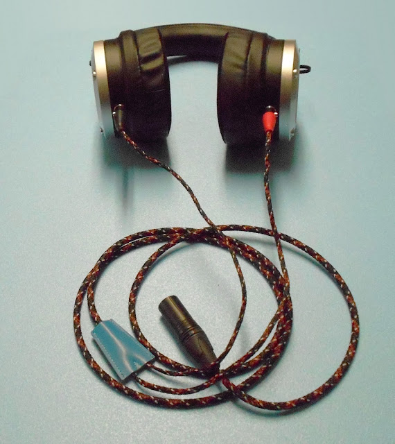 Avantone MP1 Mixphones Balanced Headphone Cable Mod