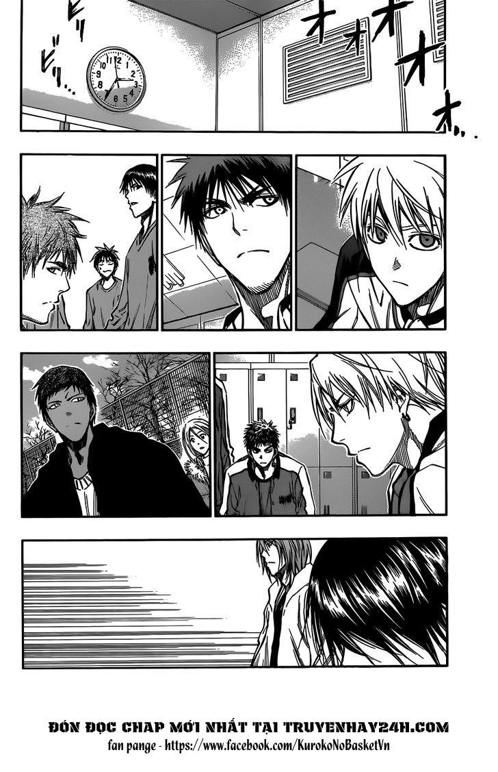 Kuroko No Basket chap 175 trang 14