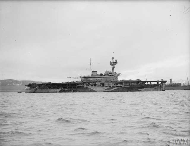 HMS Eagle, 10 February 1942 worldwartwo.filminspector.com