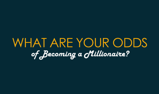 What Are Your Odds of Becoming a Millionaire