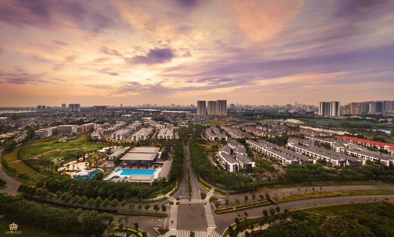 Bất động sản quận Hoàng Mai