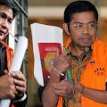 KPK Eksekusi Idrus Marham dan Bowo Sidik ke Penjara