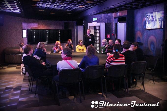РОСКОН 2016 дискуссионный клуб