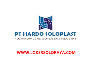 Lowongan Pabrik Plastik Karanganyar di PT Hardo Soloplast Group