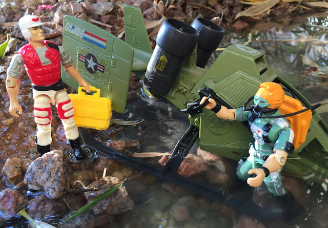 1986 Wet Suit, 1984 Skyhawk, 1994 Lifeline, Battle Corps