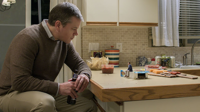 Matt Damon Christoph Waltz Hong Chau Alexander Payne | Downsizing