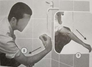 Membasuh Kedua tangan