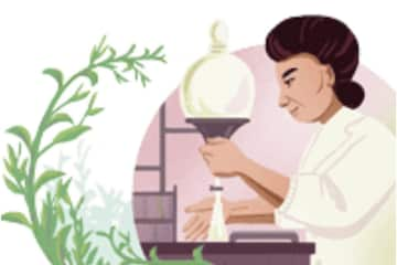 Michiyo Tsujimura Birth Anniversary: Google Doodle Honours Japanese Scientist Whose Research Focused on Green Tea Components