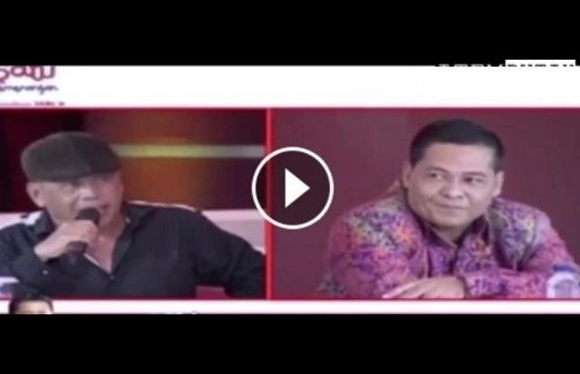 """Mantap!!! Eggi Sudjana Bungkam Kombespol di ILC TvOne """"Membidik Habib Rizieq"""""""