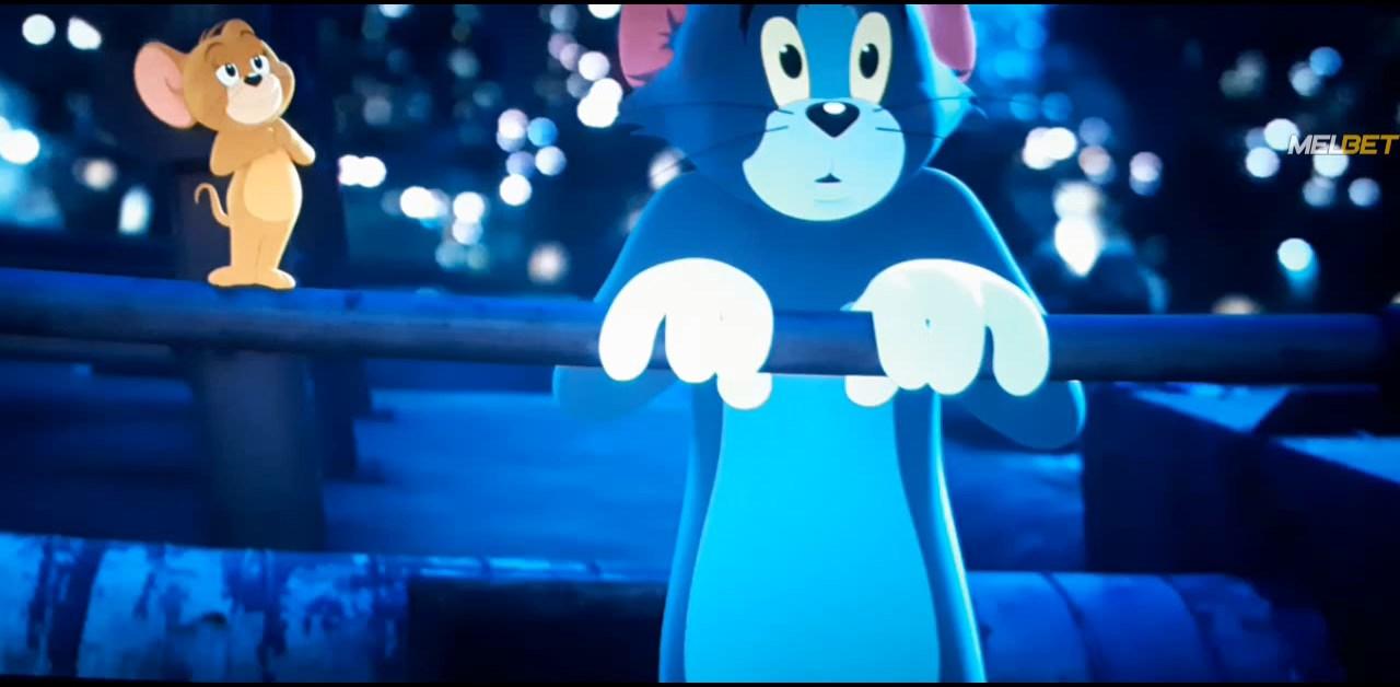Tom y Jerry (2021) 720p CAM Latino