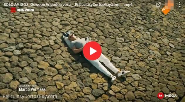 CLIC PARA VER VIDEO Solo Amigos - Gewoon Vrienden - PELICULA - Holanda - 2018
