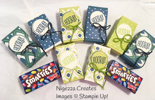 Stampin Up Swaps Nigezza Creates