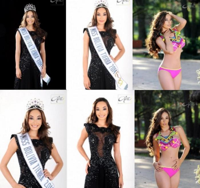Eloisa Gutierrez Miss Tierra Bolivia