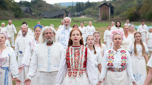 a creepy cult being creepy in sweden