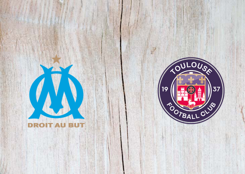 Olympique Marseille vs Toulouse -Highlights 8 February 2020
