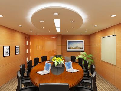 Mẫu bàn ghế phòng họp đẹp