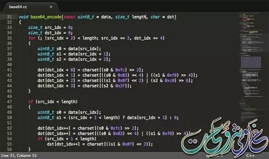 تحميل برنامج تحرير النصوص البرمجية Sublime Text 3.2.2 Build 3211 كامل بالتفعيل.