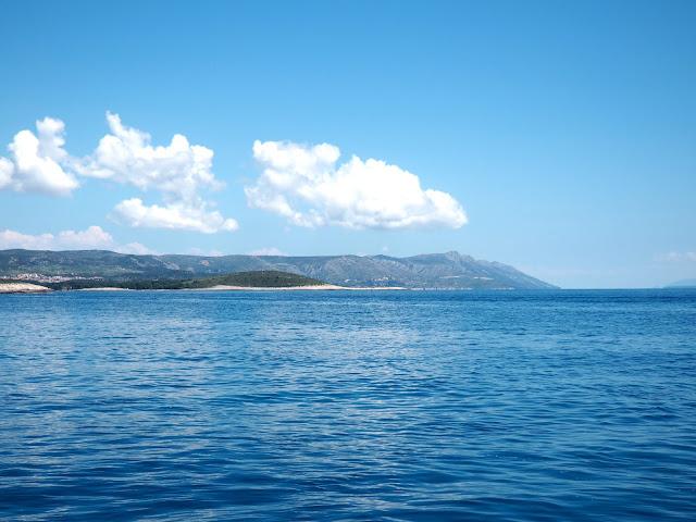 Dalmatian Coast Islands, Croatia