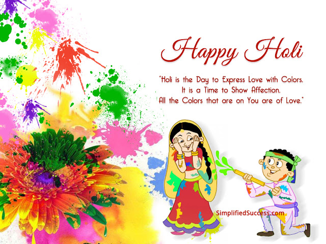 Happy Holi 2017 Quotes - Top Best And Latest Quotes & Sayings Of Happy Holi 2017