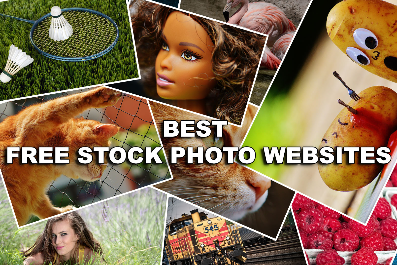 Best Free Stock Photo Websites