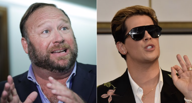 Facebook Bans Milo Yiannopoulos, Alex Jones, Louis Farrakhan and Others for Hate Speech